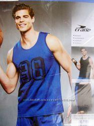 Функциональные мужские майки для спорта p. M, XL от Crane, Германия