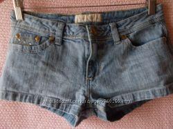 Джинсовые и тканевые шорты, New look и др Размер uk8-16, 20