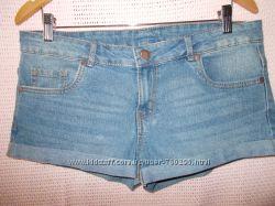 Джинсовые и тканевые шорты, New look и др Размер uk8-20