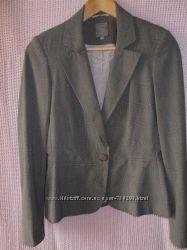 Пиджаки офисные, классические, размер 8-10