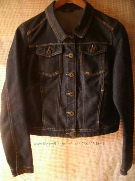 Джинсовая куртка, George, размер UK14