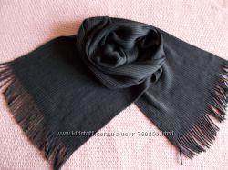 Мужские шарфы, флис, акрил, шерсть, длина от 127  до 204 см