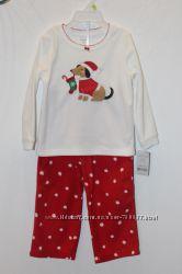 Красивейшие новогодние пижамки Carters и Oshkosh