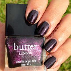 Vip лак для ногтей Butter London  оригинал