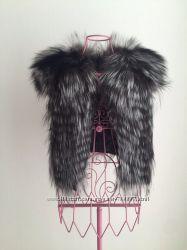 Меховые изделия, пальто и куртки модного бренда Mililook