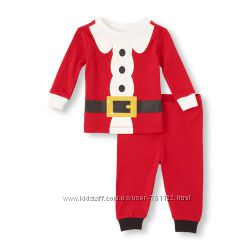 Новая пижама - костюм Children&180s place 6-9м Оригинал