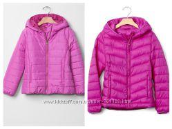 Новая куртка Gap PrimaLoft Eco solid puffer XL, XXL 145 - 163 см Оригинал