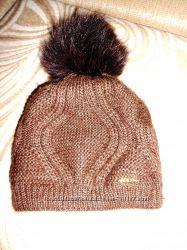 Очень тепленькая шапочка