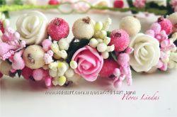 Веночек Rosa nube