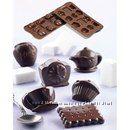 Силиконовая форма для льда, леденцов, шоколада, конфет