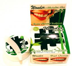 Зубная паста c углем бамбука Таиланд