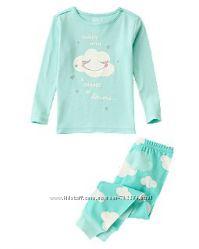 Микрофлисовые пижамки и хлопковые