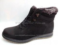 СП мужских зимних ботинок