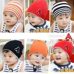 Детские двусторонние шапочки Dr. Cap.