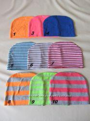 Модные  деми шапочки для деток