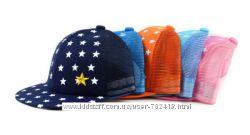 Большой выбор кепок, реперок, бейсболок для детей