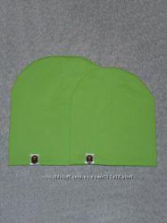 Набор шапка детская и взрослая