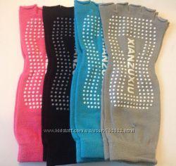 Носки для йоги без пальцев