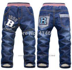Зимние джинсы КК-RABBIT, разные модели и размеры