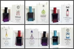 Подарочный парфюм d&g, dior, lanvin, chanel, versace, givenchy, kenzo, hermes и др