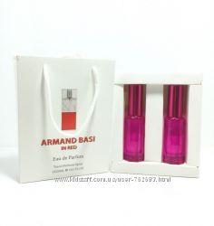 Подарочные наборы парфюмов 2 флакончика по 20мл