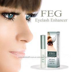 FEG сыворотка для роста ресниц и бровей-наличие, оригинал, галограммы