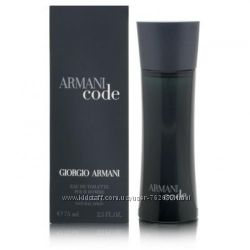 Giorgio Armani Code For Men 100ml