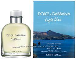 Dolce & Gabbana Light Blue Discover Vulcano  pour homme 125мл