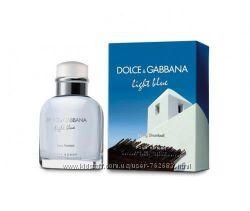 Dolce & Gabbana Light Blue Living Stromboli Pour Homme D&G 125мл