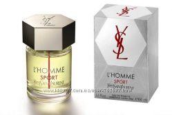 Yves Saint Laurent L&acuteHomme Sport 100мл YSL