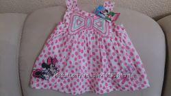 Disney Платье с Minnie на 12-18 мес