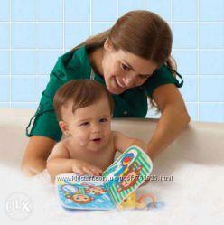 VTech книга для ванной Sing and Squeak Bath Book