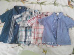 рубашки-тениски.