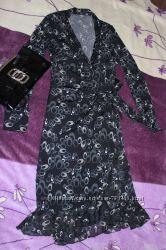 Модное платье-халат р. 44-46 м-l