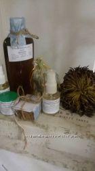 Натуральный шампунь для сухих поврежденных волос без парабенов, силиконов