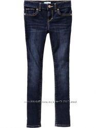 Классные синие джинсы-скини Old Navy на подростка или мамочку-р. 16R