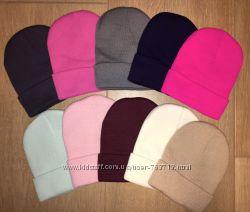 Модные шапочки яркие цвета новое поступление