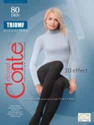 теплые колготы Conte Triumf