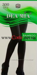 Теплые колготки DEA MIA BAMBOO 300 Den