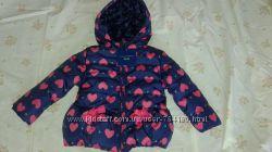 Курточка для девочки из США на 2 года