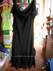 Платье с бусинками вечернее 6 из США