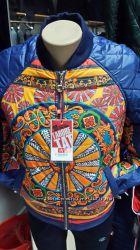 Стильні демисезонні куртки  42-48 розміри