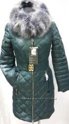 Фабрика зимові куртки теплі нові довгі оптова ціна 55d4e40486c54