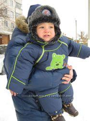 зимняя шапка на мальчика 48рр
