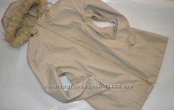 Демисезонная куртка размер 14-16