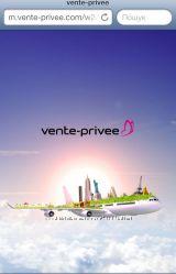 Сп з французького сайту vente prevee
