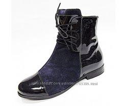 демисезонные ботиночки тм Каприз на  девочку р. 31 - 36
