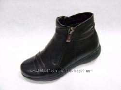 Демисезонные ботинки для мальчика тм Каприз 31р - 36р