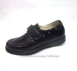 Туфли школьные для мальчиков тм Каприз 31 - 36 размеров