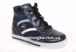 Демисезонные ботинки тм Каприз 25 - 30р. для мальчишек